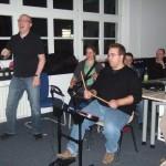 Interdisziplinärer Spieleabend am 18.3.09 an der Uni DUE